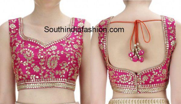 gota_patti_work_blouses