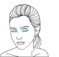 Dicas Sobre Moda...: Pinceis de maquiagem...Como usar?