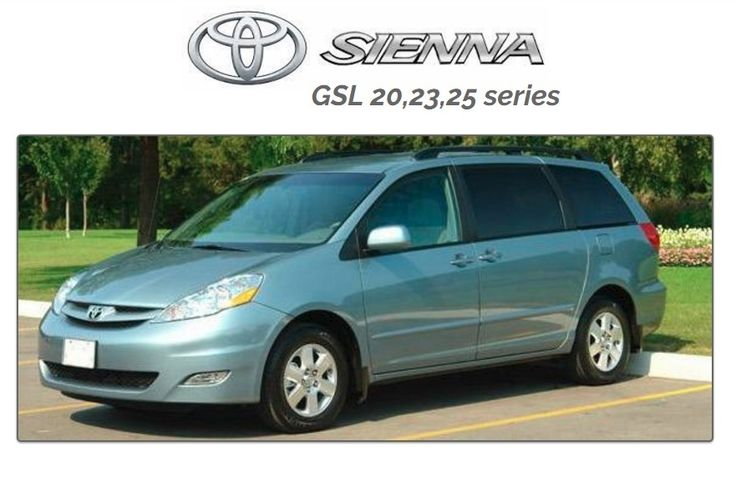31 best service manuals images on pinterest repair manuals manual toyota sienna gsl202325 tis workshop manual fandeluxe Choice Image