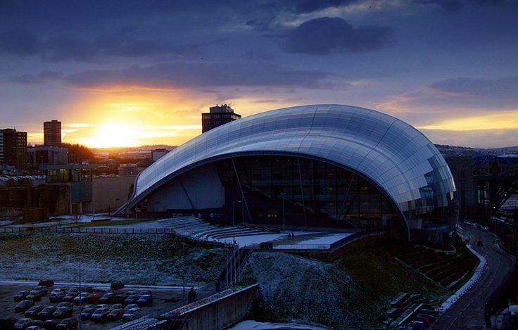 Sage Gateshead (originally 'The Regional Music Centre') - Developments - Page 3 - SkyscraperCity