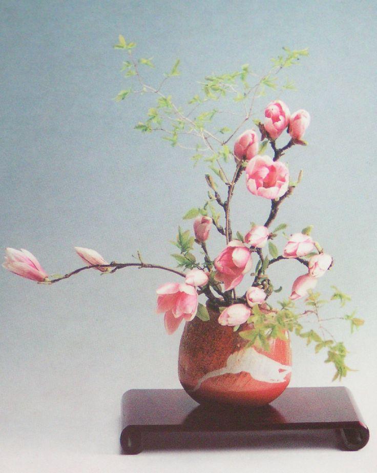 Seika Ikebana Flower Arrangement Pinterest Wallpapers And Ikebana