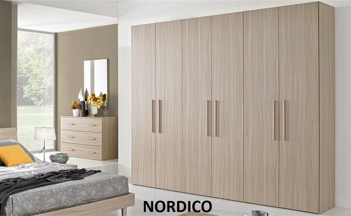 Closets Modernos de Madera - Muebles Macal - COCINAS Y CLOSETS MACAL