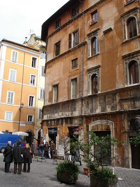 Jewish Ghetto - Practical information, photos and videos - Rome, Italy
