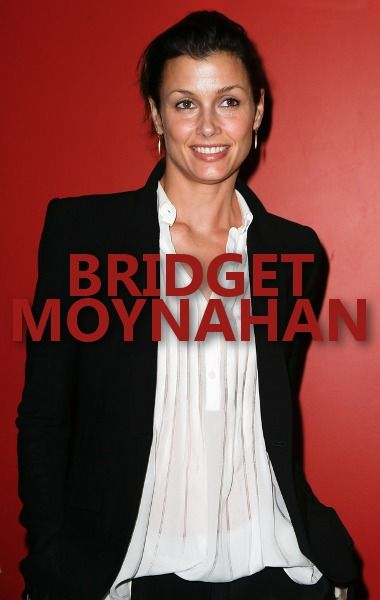 Actress Bridget Moynahan talked about season four of Blue Bloods, where she works with Donnie Wahlberg and Tom Selleck, with Kelly and Michael.