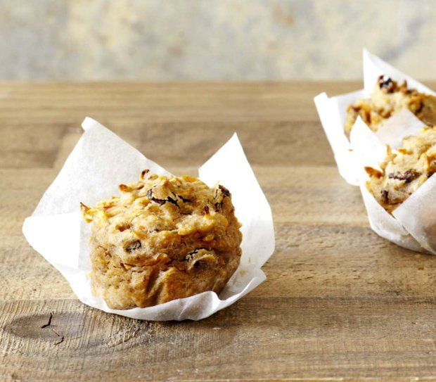 Mrkvové muffiny , Foto: Lahodně s Ellou každý den