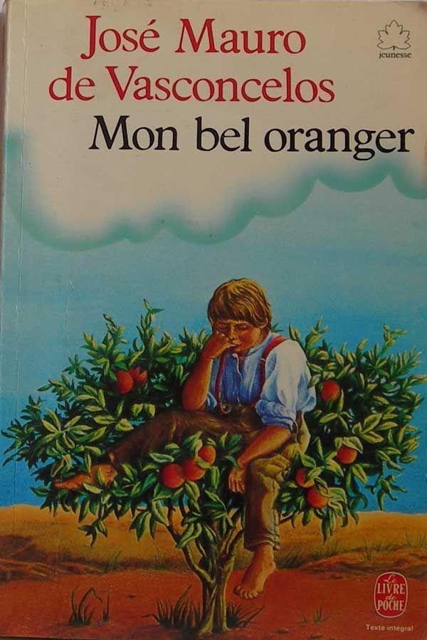 Mon bel oranger - José Mauro de Vasconcelos. les élèves l'étudiaient.