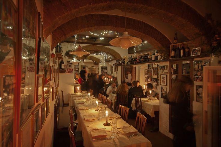 Ristorante La Giostra Firenze - Borgo Pinti 12/r - Firenze