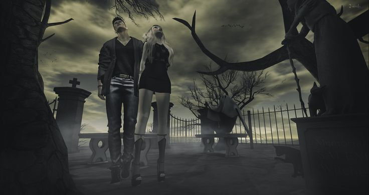 https://flic.kr/p/ydVpWB | Join me in death | Cardigan: F.A.T.- Cardigan Jacket @ MOM Jeans: F.A.T. - Slim Fit Jeans @ MOM  DECO  *CHEZ MOI FURNITURES*  Slame Witches Square (NEW FOR HALLOWEEN)  More details of the decoration here: 2soulsfashion.blogspot.mx/2015/09/join-me-in-death.html