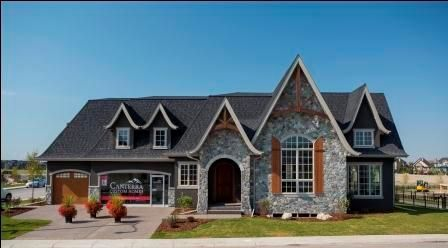French Country - Estate www.cooperscrossing.ca #coopersairdrie