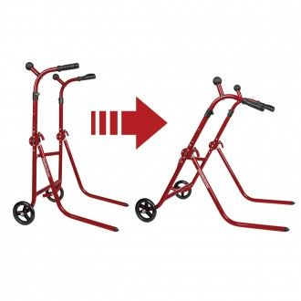 The Urise Stand Up Walker and Assist is an innovative 2-in-1 stand assist plus mobility walker that offers the benefits of a traditional walker while