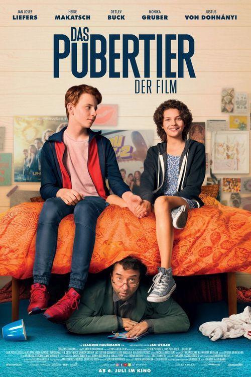 Watch Das Pubertier- Der Film Full-Movie