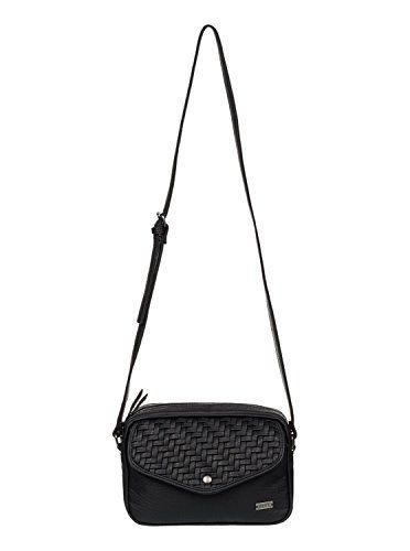 Roxy La Graciosa Cross Body Bag True Black One Size * Be sure to check out this awesome product.