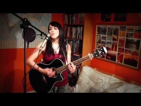 Happy by Pharrell Williams (Loop Pedal Cover) - Roz Firth - YouTube