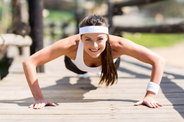 Looking for a cardio and strength training move in one? The burpee targets the core, lower, and upper body – take a look!