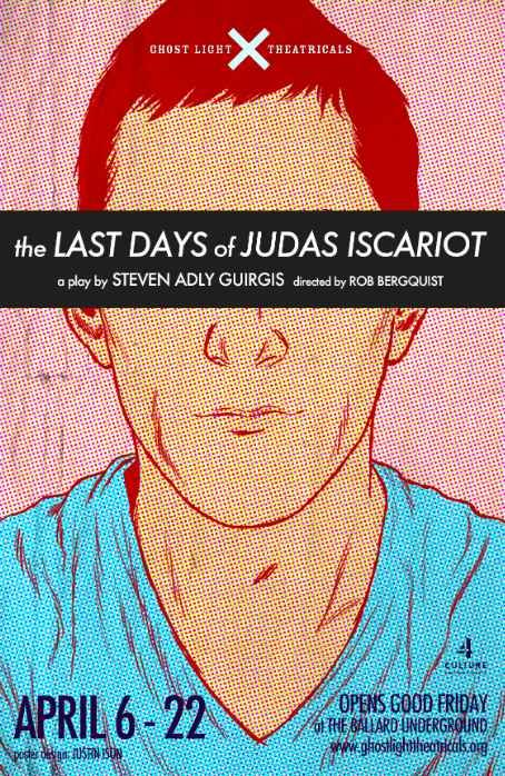 The Last Days of Judas Iscariot by Stephen Adly Guirgis | 32 Plays You Need To Read Before You Die