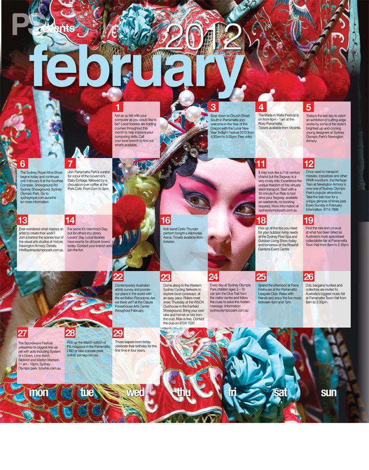 Wendy Kimpton calendar designs