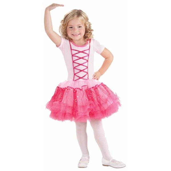 Toddler Ballerina Princess Costume