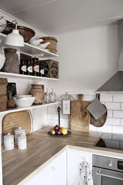 Vardagskärlek - en blogg om inredning, lite lyx och mycket vardag: kök
