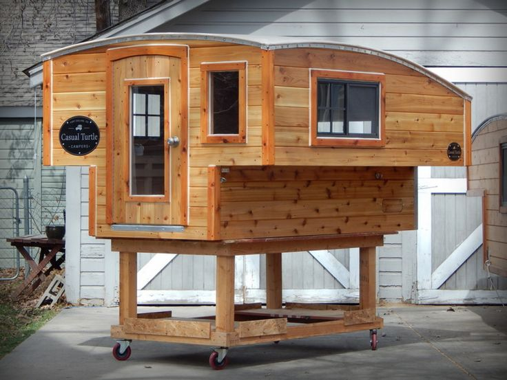 Tiny Home Designs: Campers Old And New ,and Ideas