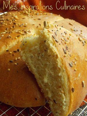 Khobz dar a la semoule Un pain maison appelé communément khobz dar à la semoule fine et huile d'o...