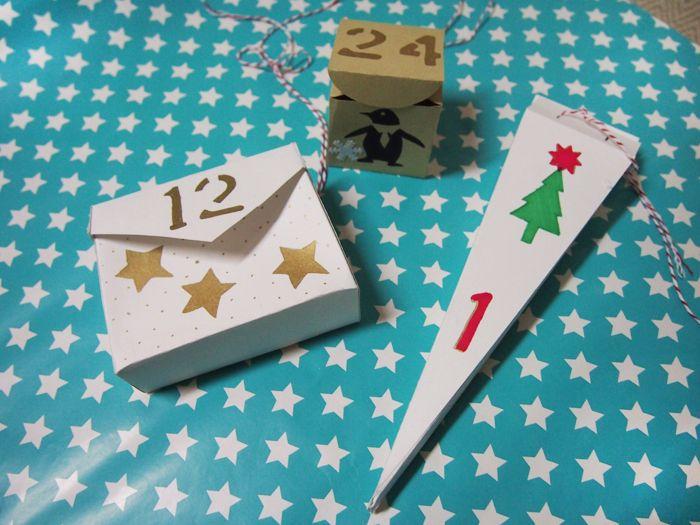 DIY – Le calendrier de l'avent de la Craft Night   Blog français d'Etsy