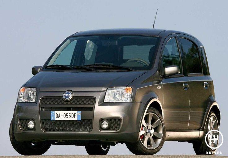 2007 Fiat Panda 100HP
