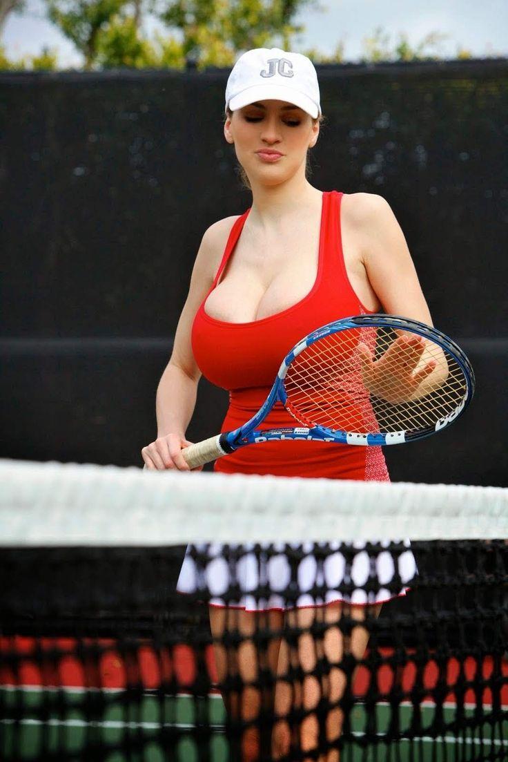 фото знаменитых грудастых теннисисток если просмотро