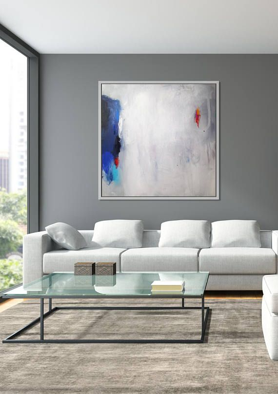 large abstract painting acrylic painting abstract art