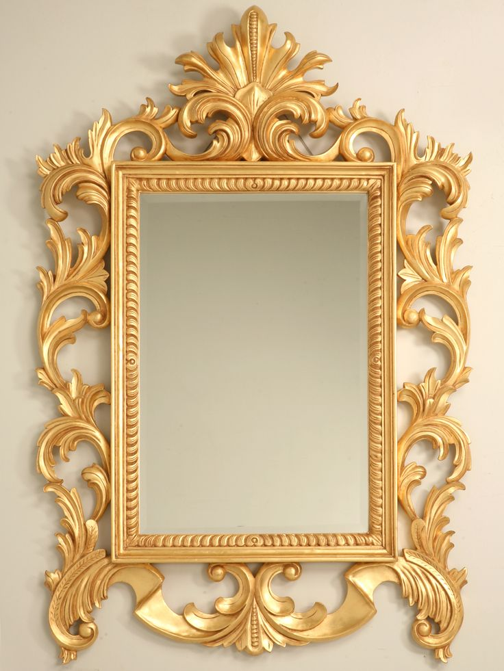 17 best images about victorian style on pinterest for Old style mirror