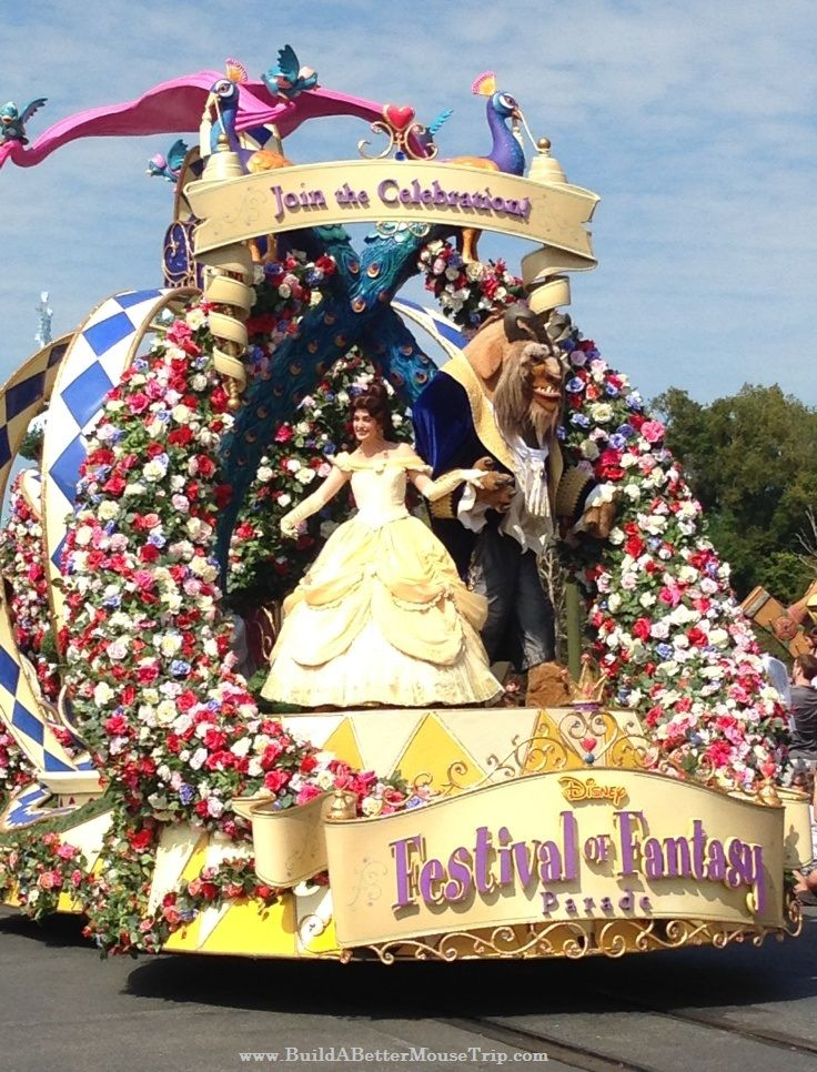 79 best images about disney world parades fireworks on for Princess float ideas