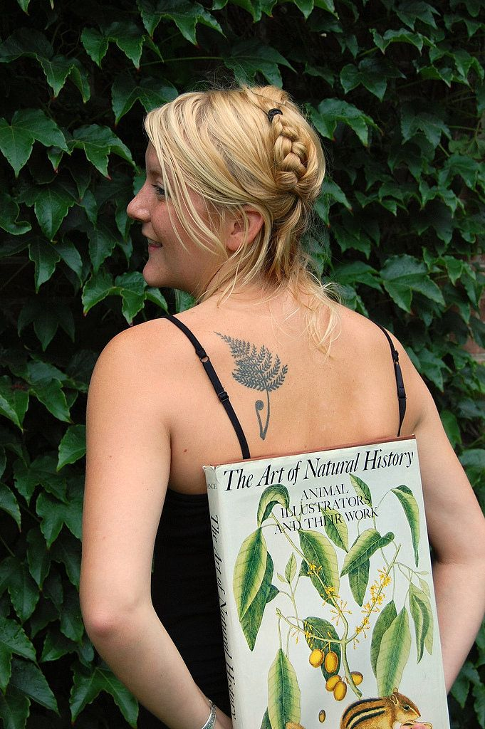 Ferns make such a delicate and dainty tattoo, don't they? The plant has inhabited our planet for about 360 million years, thanks to its inte...