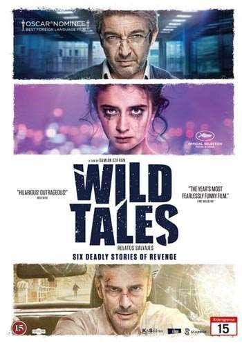 Wild tales [Videoupptagning] ... Livet är fyllt av orättvisor och det gör människor både stressade och deprimerade. För vissa brister det. Detta är en film om just dem.  Almodóvar möter Tarantino i en färgglad, rolig och helt oemotståndlig episodfilm som tagit världen med storm. Och det är just Pedro Almodóvar som producerat Damián Szifrons uppslagsrika energibomb där hämnden är det återkommande temat.
