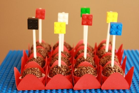 Festa Infantil Lego 06