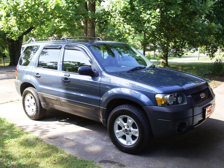 Incredible 2005 Ford Escape Xlt Photos Gallery