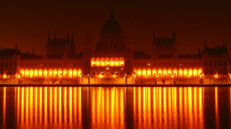 Csendes #éjszaka #Budapest #Parlament #night
