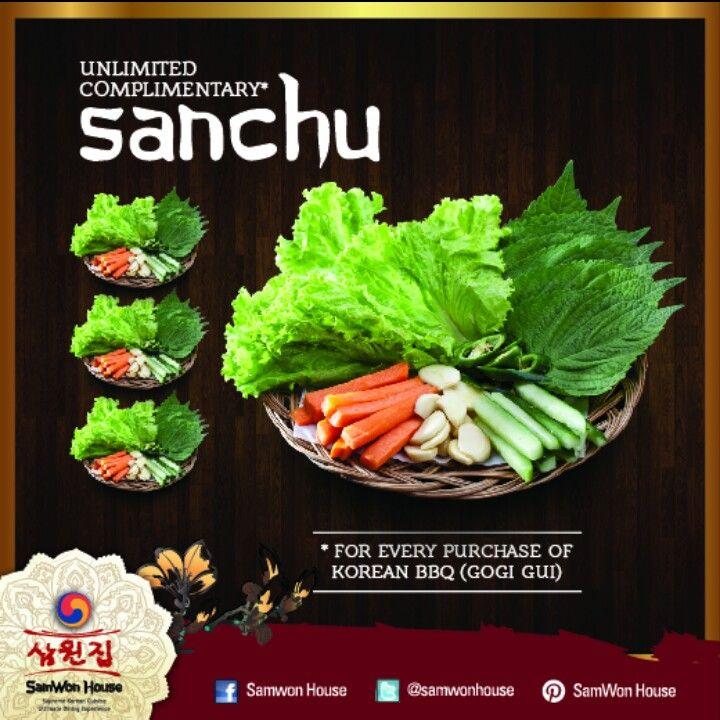 SamWon House - Sanchu
