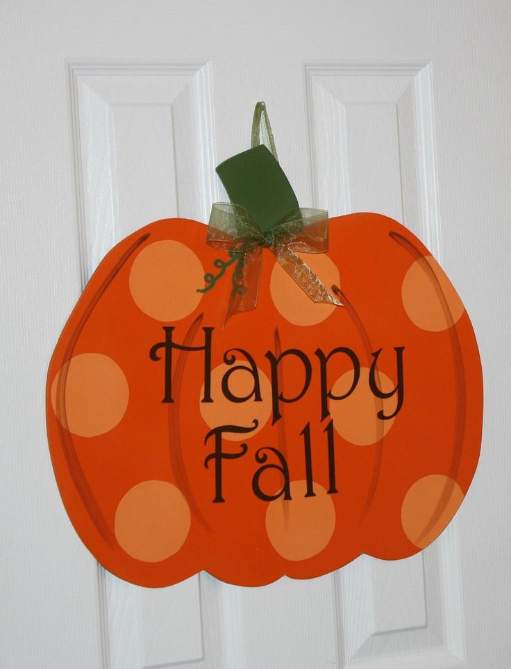 17+ best images about Fall door decorations on Pinterest  ~ 102409_Halloween Owl Door Hanger