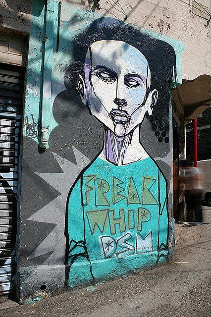 Titi Freak, São Paulo, Brazil, 2008.