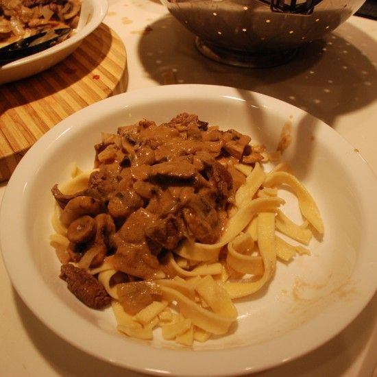 Your Inspiration at Home Beef Stroganoff II. #YIAH http://yourinspirationathome.com.au/