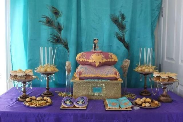 Best 25 princess jasmine wedding ideas on pinterest for Aladdin decoration ideas