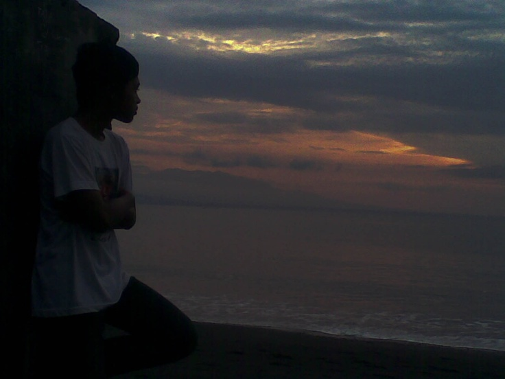 lukman saw the sunrise