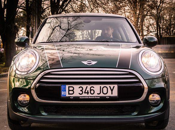 MINI Cooper – Testul maturității – Car Confidential | Catchy