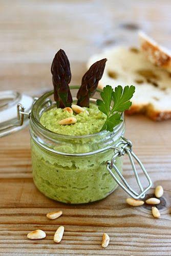 Pesto di asparagi | MIEL & RICOTTA