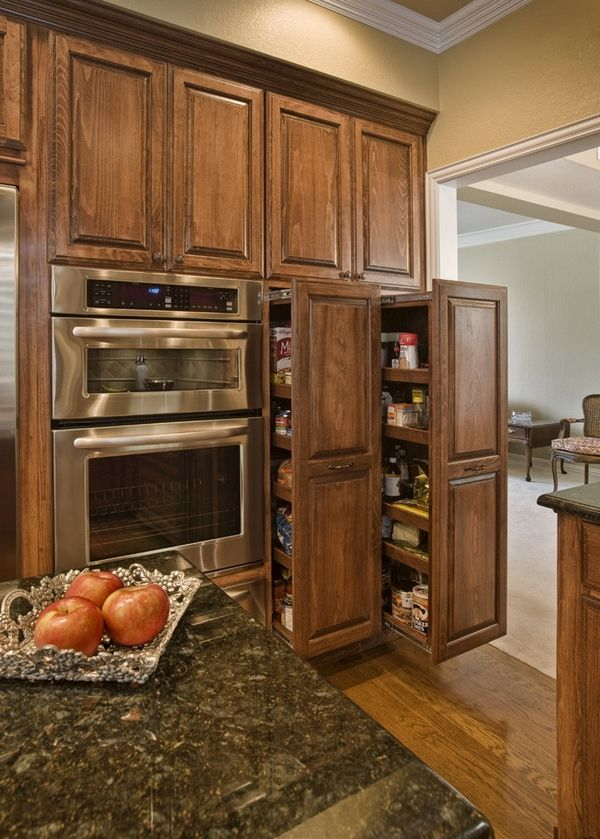 Best Kitchen Pantry Cabinet Ideas Pull Out Cabinets 640 x 480