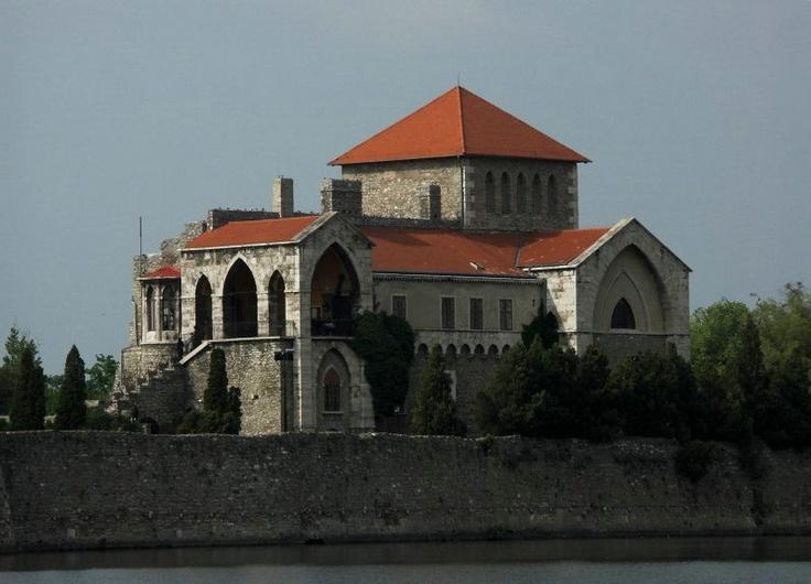 Castle of Tata #Hungary #castle