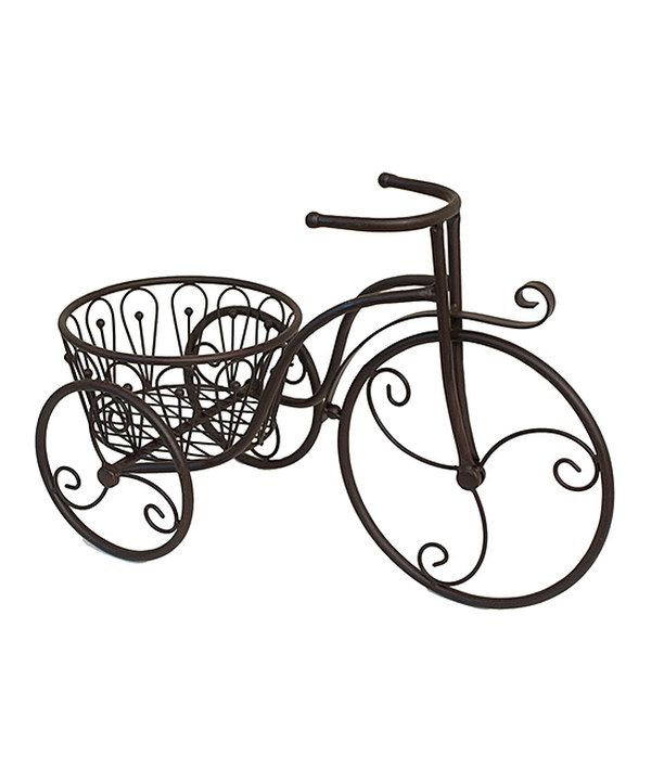 Decorative bicycle plant stand plant stands stand on and hands - Bicycle planter stand ...
