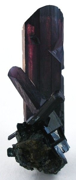 Vivianite. #crystal    http://www.squidoo.com/how-to-meditate-with-crystals