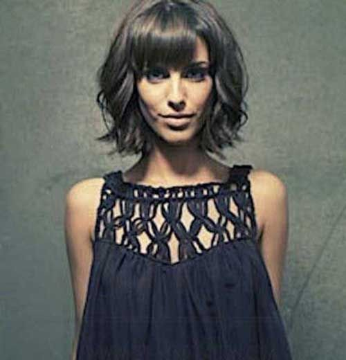 20+ Short Bob with Bangs 2015 – 2016 | Bob Hairstyles 2015 – Short Hairstyles for Women