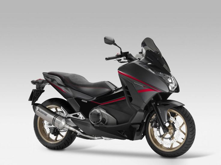 Il nuovo Honda Integra 750 S SPORT in tutte le concessionarie ufficiali (FOTO)