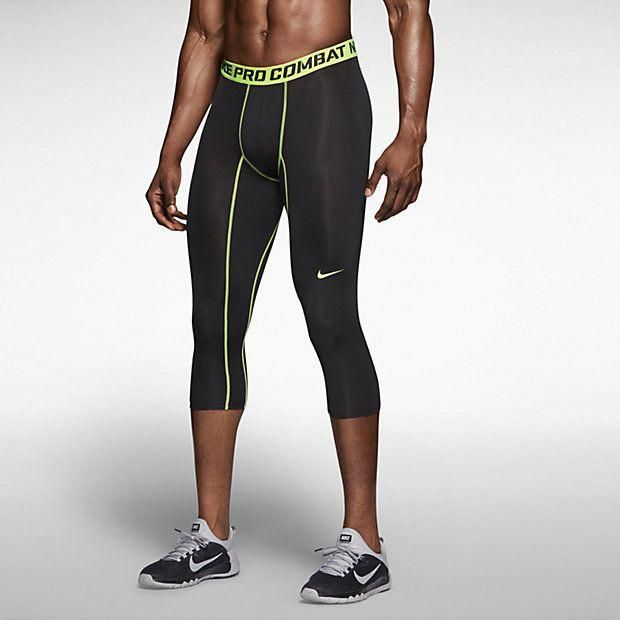 Nike Pro Core Compression 3 4 Men s Tights  basketballcompressionpants fc1bc4c2a